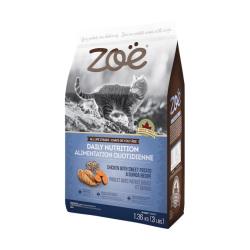 Zoe - 雞肉配甜薯藜麥天然貓糧 - 1.36 公斤