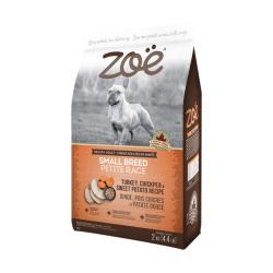 Zoe - 火雞配鷹咀豆及甜薯小型成犬糧 - 2 公斤