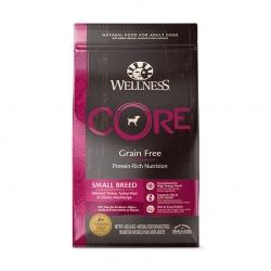 Wellness 寵物健康 - CORE 無穀物小型成犬配方 - 12 磅