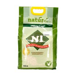 N1 - 俄羅斯天然玉米豆腐砂 2 毫米幼粒裝 (原味) - 17.5 公升