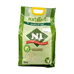 N1 - 俄羅斯天然玉米豆腐砂 2 毫米幼粒裝 (綠茶) - 17.5 公升