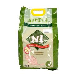 N1 - 俄羅斯天然玉米豆腐砂 3 毫米粗粒裝 (水蜜桃) - 17.5 公升