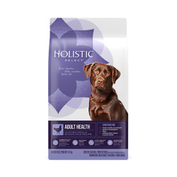 Holistic Select - 雞肉紅米成犬配方 - 4 磅 到期日:2020-05-21