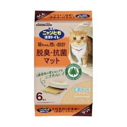 日本花王 KAO - 針葉樹尿墊 – 6 枚 (3 組)