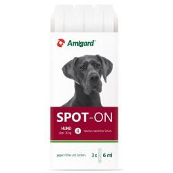 Amigard 安格 - 防蝨滴 (30 公斤以上大型犬用) - 3x6 毫升 到期日:2020-05-31