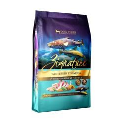 Zignature - 全犬無穀物白魚配方 - 4 磅 到期日:2020-08-13
