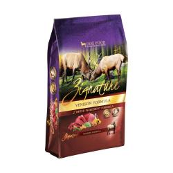 Zignature - 全犬無穀鹿肉配方 - 13.5 磅