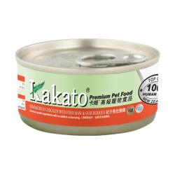 Kakato 卡格 - 杞子魚肚燉雞 - 70 克