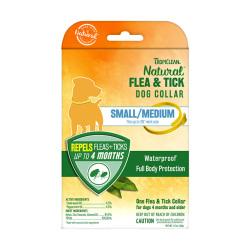TropiClean - 純天然精油防蚤及蜱蟲頸圈 (中/小型犬專用) - 20 克