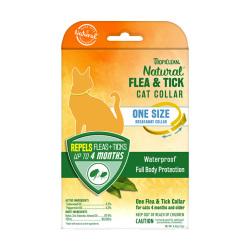 TropiClean - 純天然精防蚤及蜱蟲頸圈 (貓咪專用) - 12 克