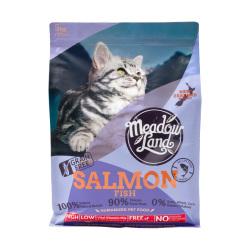 Meadowland 米多拿 - 三文魚美毛配方全貓糧 - 5 公斤