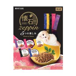 日清 - 懷石絕品美味 (粉紅) (5 種口味) - 220 克