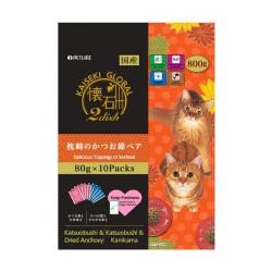 日清 - 懷石國際版枕崎之鰹魚片 (2 種口味) - 800 克