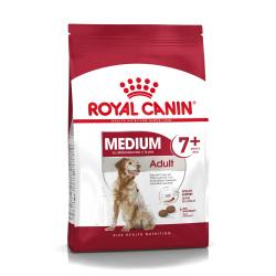 Royal Canin 法國皇家 - 中型 7 歲以上成年犬 - 4 公斤