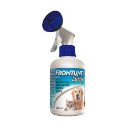 FRONTLINE - Spray 殺蚤除牛蜱噴霧 - 250 毫升