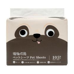 植物之芯 - 寵物尿墊 (105片) - 30x45 厘米