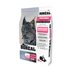 Boreal - 無穀物雞鮮肉家貓配方貓糧 - 5 磅