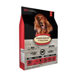 Oven-Baked 奧雲寶 - 成犬羊肉配方 (大粒) - 25 磅 到期日:2021-02-07