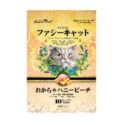 Fussie Cat - 蜜桃味豆腐貓砂 - 7 公升