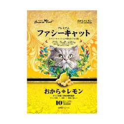 Fussie Cat - 檸檬味豆腐貓砂 - 7 公升