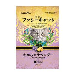 Fussie Cat - 薰衣草味豆腐貓砂 - 7 公升