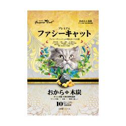 Fussie Cat - 活性炭豆腐貓砂 - 7 公升