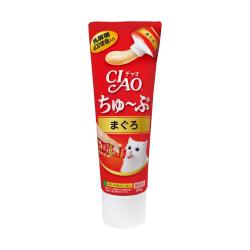 CIAO - 唧唧超奴 400 億個乳酸菌吞拿魚醬 (牙膏裝) - 80 克