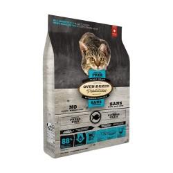 Oven-Baked 奧雲寶 - 無穀物全貓魚肉配方 - 5 磅 到期日:2021-08-18