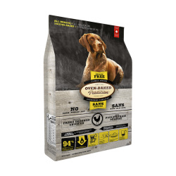 Oven-Baked 奧雲寶 - 無穀物全犬雞肉配方 (大粒) - 5 磅 到期日:2021-08-18