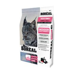 Boreal - 無穀物雞鮮肉家貓配方貓糧 - 5 磅 到期日:2021-09-30