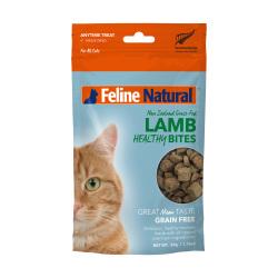K9 Natural - F9 Feline Natural 凍乾脫水羊肉貓小食 - 50 克 到期日:2021-10-01