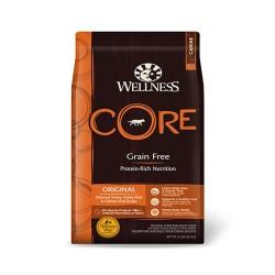 Wellness 寵物健康 - CORE 無穀物原味雞肉配方 - 12 磅 到期日:2021-10-30