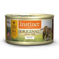 Instinct 生鮮本能 - Original 雞肉貓罐頭 - 3 安士