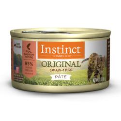 Instinct 生鮮本能 - Original 三文魚貓罐頭 - 3 安士