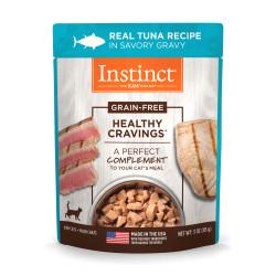 Instinct 生鮮本能 - Healthy Cravings 吞拿魚貓貓妙鮮包 - 3 安士