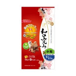 日清 - JP 和の究味 (成犬小粒 1 歲起) - 900 克 到期日:2021-11-30