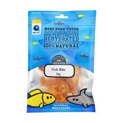 Alfa Pet - 海洋系列 (鱈魚片) - 50 克 到期日:2021-12-20